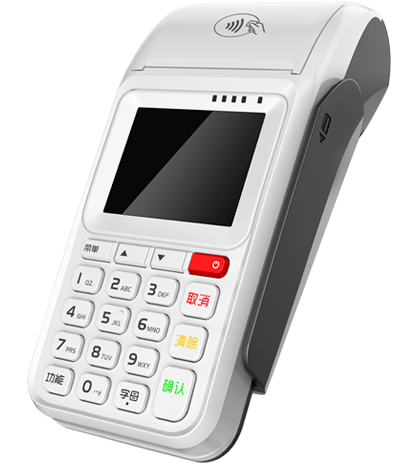 Classic  mobile payment terminal
