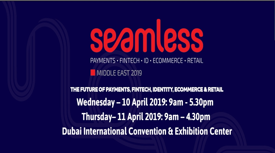 Smart Beyond Payment  just in 2019 Middle East   and Smartpeak's  Booth