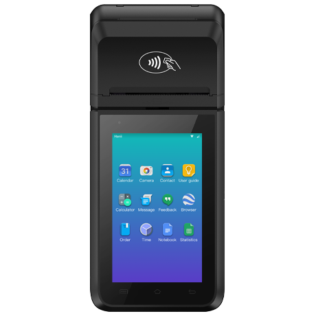Android Mobile Payment Terminal P600